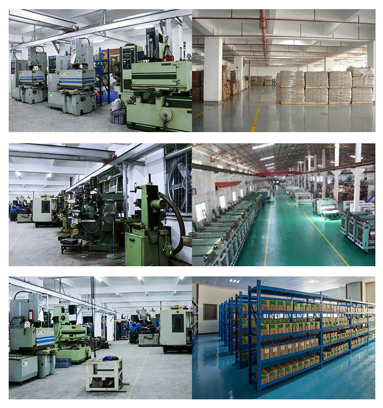 GSM International Trade Co.,Ltd. ligne de production en usine